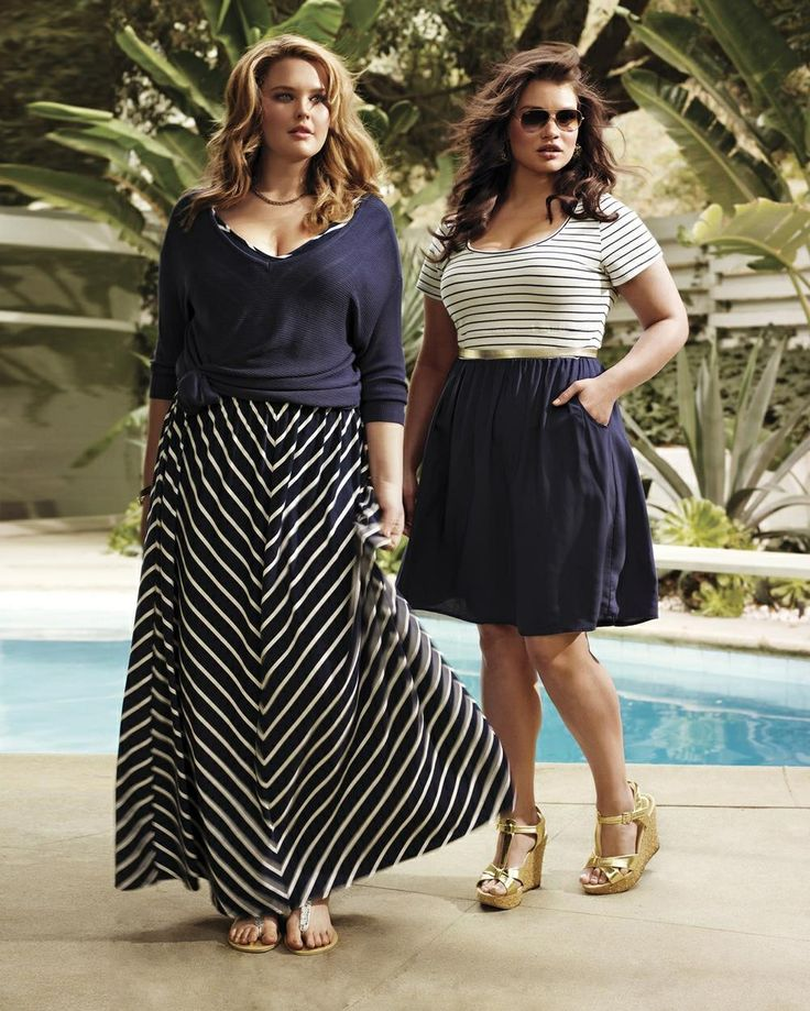 Plus size fashion...torrid.com