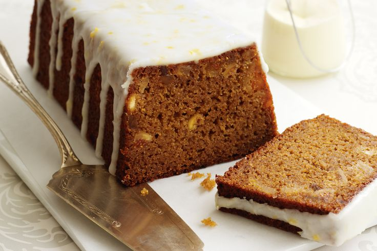 Get into the spirit of the Christmas season early with this sweet and tasty gingerbread cake.