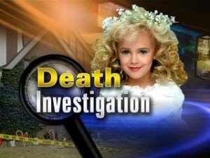 JonBenet Ramsey...her parents killed her in 1996. *unsolved case*
