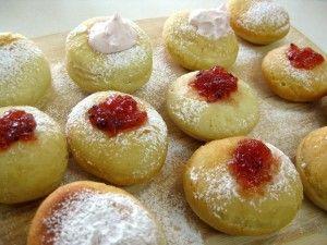 Homemade Donuts (Šišky)