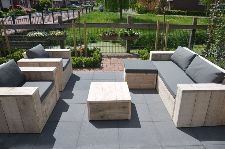 81 Best Images About Diy Patio Furniture On Pinterest 640 x 480