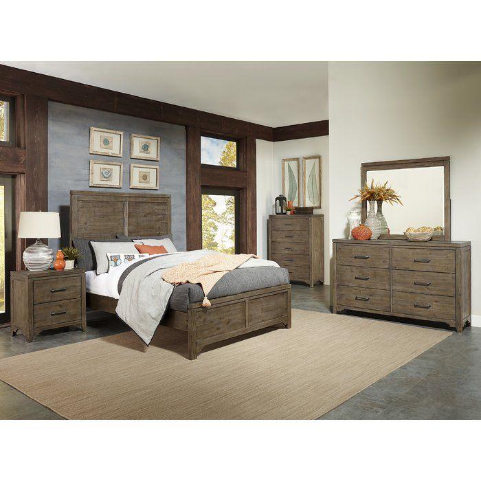 Saucedo Queen Standard Configurable Bedroom Set Bedroom Sets Queen Bedroom Set Bedroom Furniture Sets