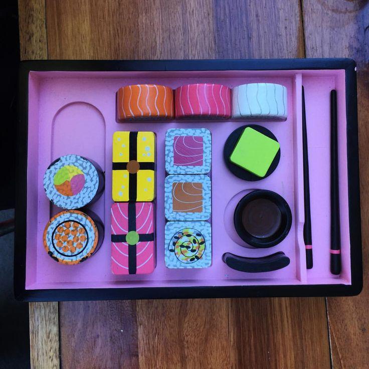 Toy bento box x