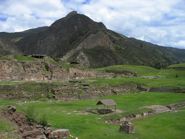 Chavin de Huantar, Peru  Actually been there...10 hour drive into the Andes from Lima
