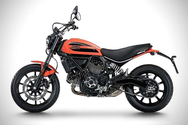 2016 Ducati Scrambler Sixty2 I Hiconsumption