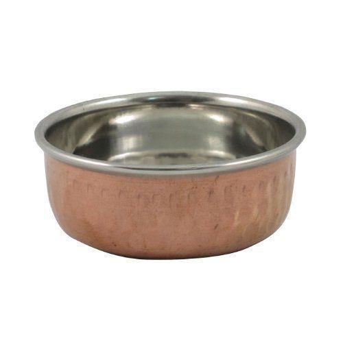 Indian Dinnerware Small Copper Serving Bowls Set of 2 Katori by ShalinCraft /  sc 1 st  Pinterest & 10 best Indian Copper Dinnerware Items images on Pinterest   Dinner ...