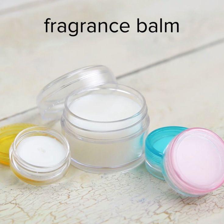 DIY Perfume // #perfume #scents #DIY