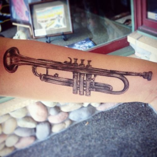 trumpet tattoo - Google-søk