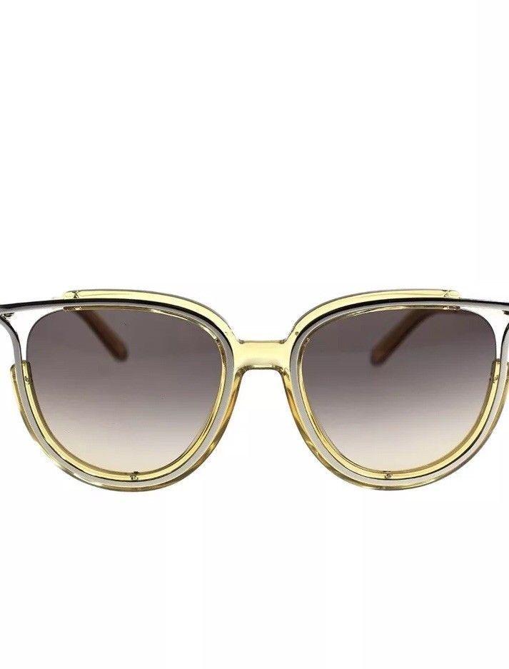 c1b7ed5165a Sunglasses CHLOE CE 688 S 799 YELLOW by CHLOE Maid In Italy  fashion   clothing  shoes  accessories  womensaccessories   sunglassessunglassesaccessories (ebay ...