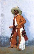 Frederic Remington: A Vaquero