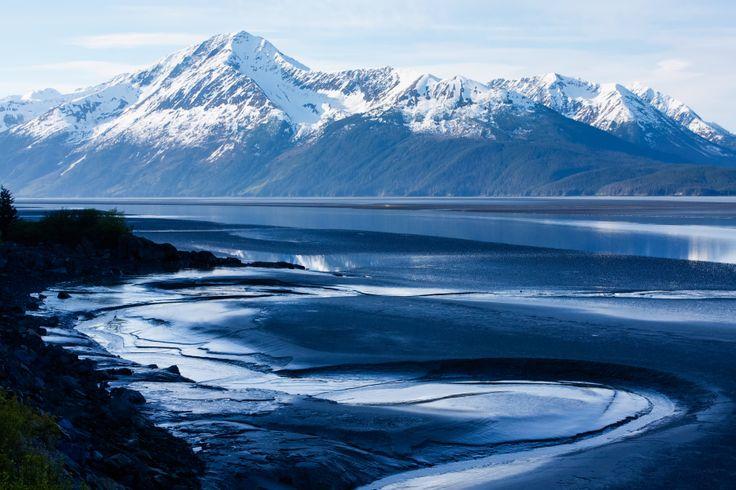 Nel cuore dell'Alaska...