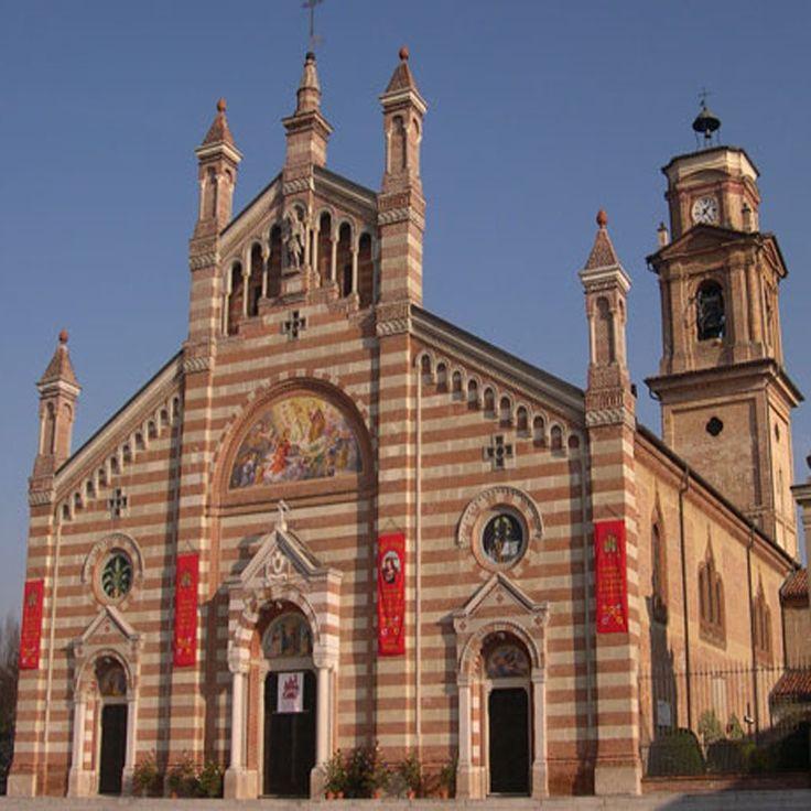 Basilica di San Dalmazio a Quargnento (AL) - Info su storia, arte, liturgia e devozione sul sito web del progetto #cittaecattedrali