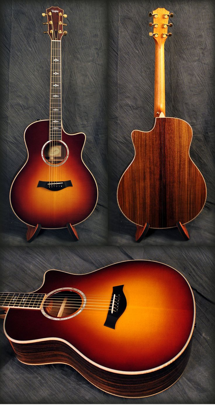 Taylor 816ce Acoustic Guitar. Get 10% off this guitar or anything else you need with Coupon Code PIN10 at MusicPower.com.