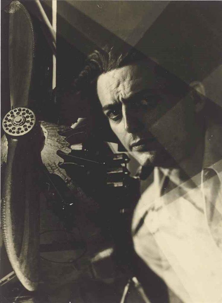Tato (Guglielmo Sansoni), 1896 - 1974.   L'AEROPITTORE TATO, 1930 c.