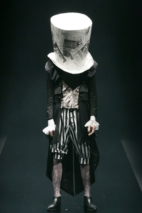 [No.24/63] alice auaa 2013春夏コレクション | Fashionsnap.com もっと見る