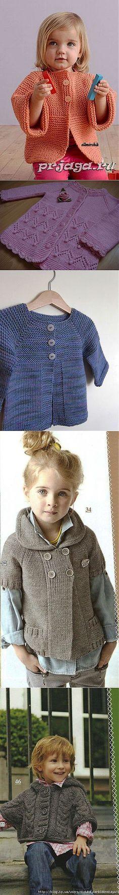 Вязание девочкам | Деткам | Постила