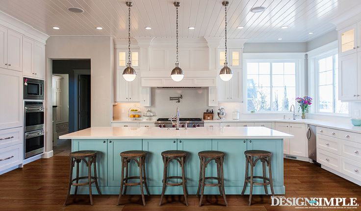 A Kitchen with COlor