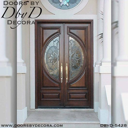 Custom Contemporary Double Doors With Glass Entry Doors By Decora 1000 In 2020 Double Doors Exterior Entry Doors With Glass Double Doors