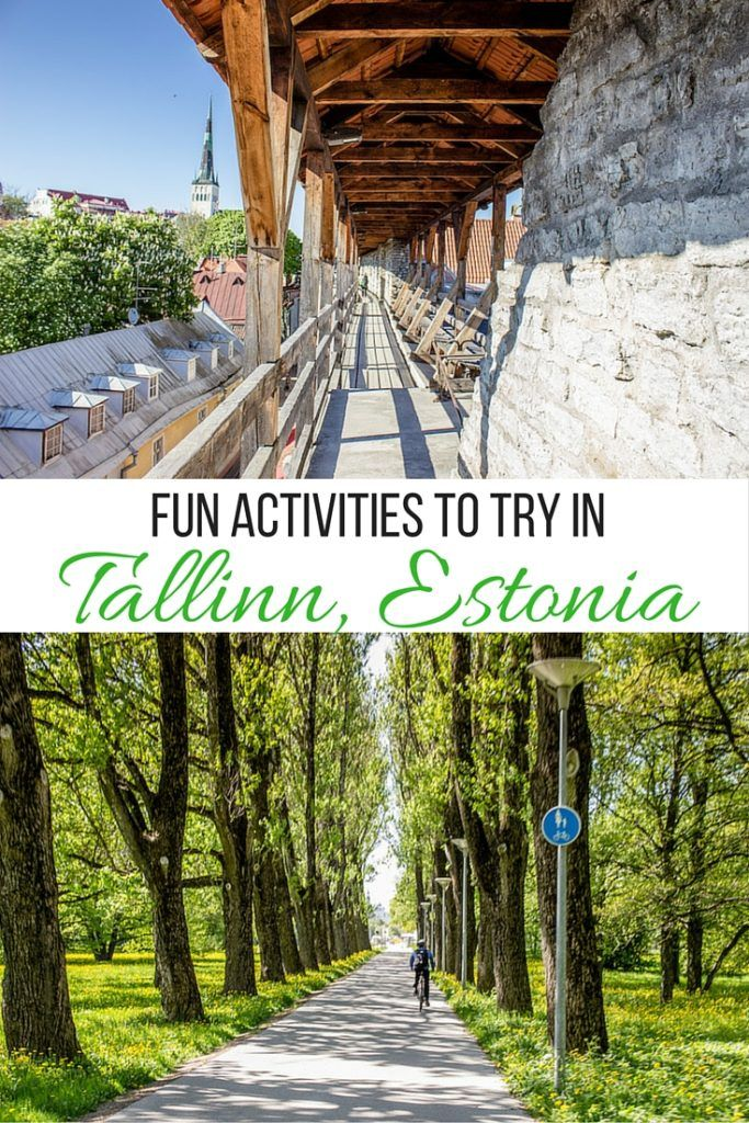 Climbing Tallinn's old town walls, exploring tunnels and cycling to the iconic TV Tower are just some of the fun activities to try with your Tallinn Card in Estonia!