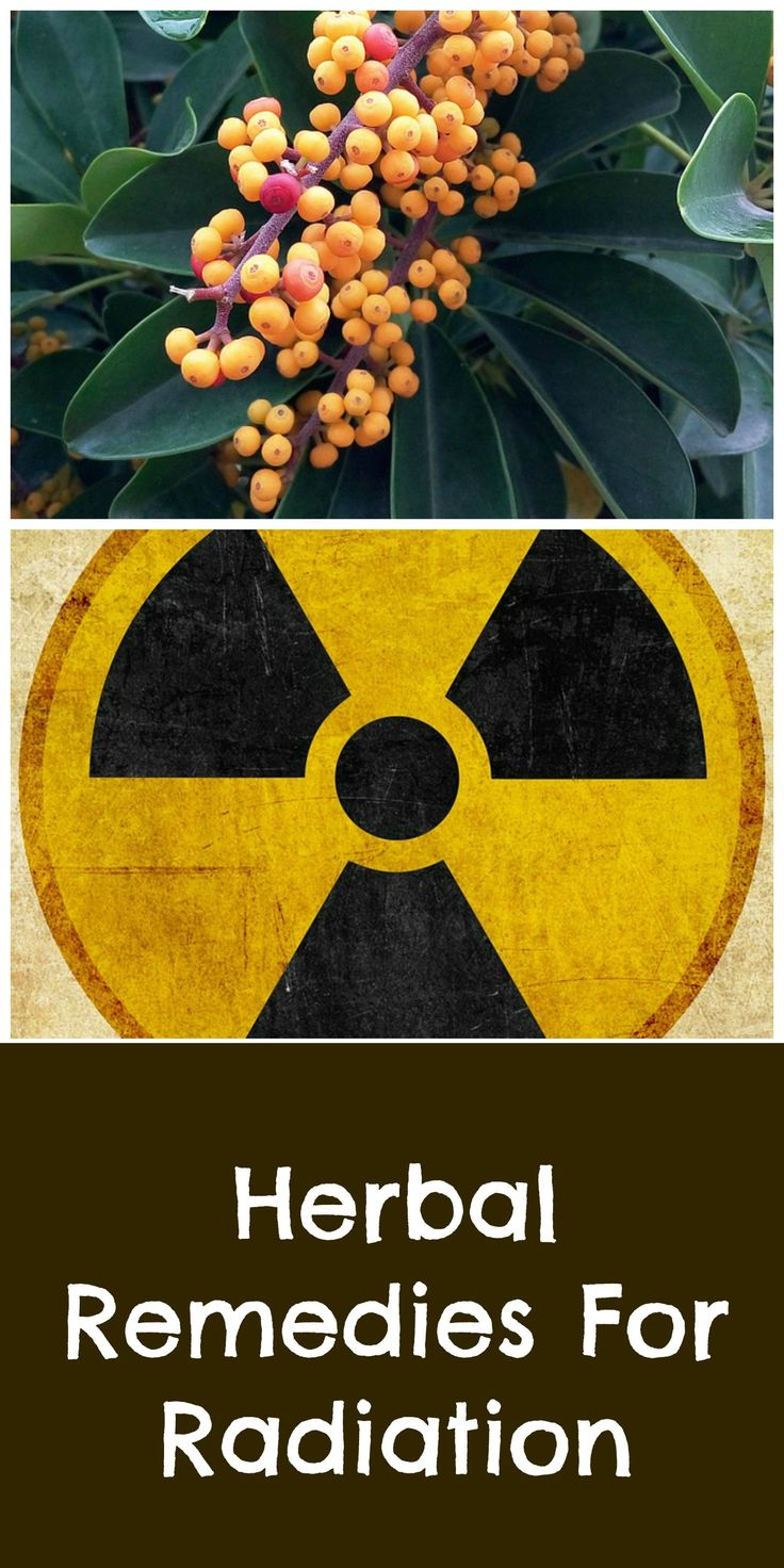 Herbs to get rid of radiation exposure? There is some evidence that certain herbs can help mitigate the effects of radiation. Here are some of the most common herbal remedies for radiation.