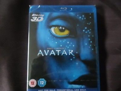 #Avatar  (3d #blu-ray, ..new & #sealed ,  View more on the LINK: 	http://www.zeppy.io/product/gb/2/391361888844/