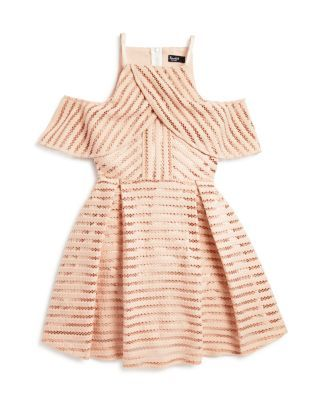 Bardot Junior Girls' Vertical Limit Dress - Sizes 8-16   Bloomingdale's