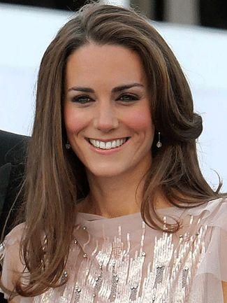 Kate Middleton's gorgeous locks