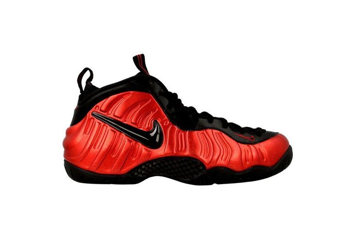 Nike Air Foamposite Pro University Red - 624041-604 #Nike #AthleticSneakers