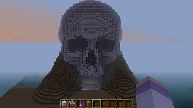 Image result for minecraft skull