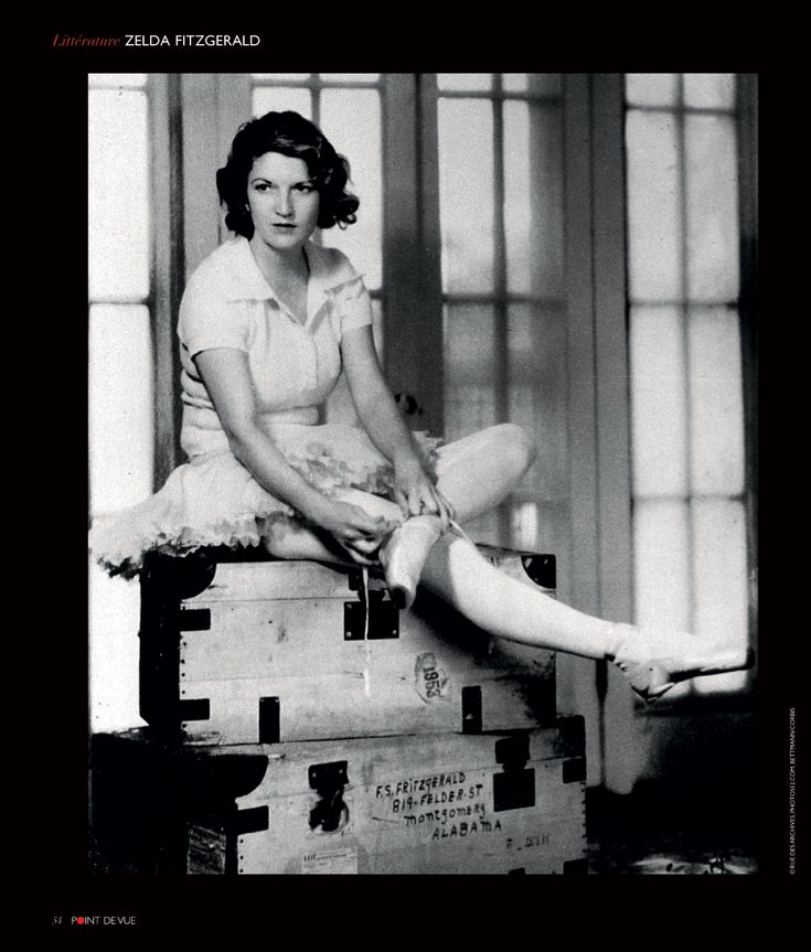zelda fitzgerald, pointe shoes.