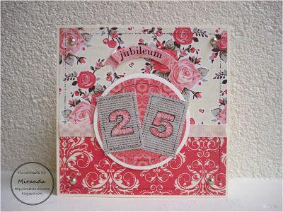 Miranda's Creaties - 25 jarig jubileum