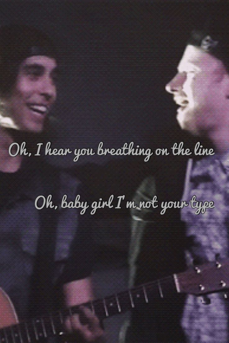 Pierce the Veil ft Jonny Craig | She Makes Dirty Words Sound Pretty lyrics