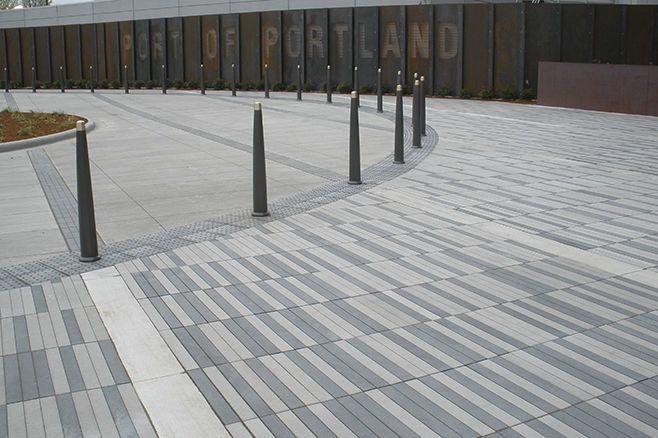 Narrow Modular Pavers Dwell Narrow Modular Concrete