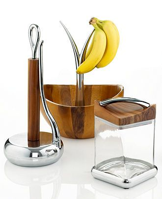 Nambe Serveware, Gourmet Collection - Kitchen Gadgets - Kitchen - Macy's { Entire Collection of a LOT of Stuff - Very Expensive. }
