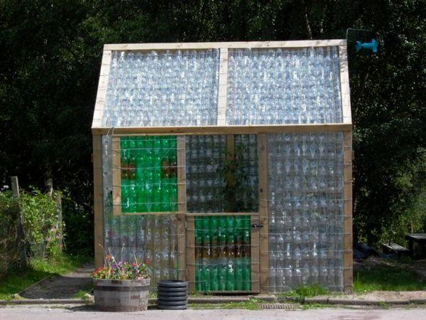 Die Besten 17 Ideen Zu Selber Bauen Gewächshaus Auf Pinterest ... Gewachshaus Fur Den Garten 12 Selbst Gebaute Gestaltungsideen