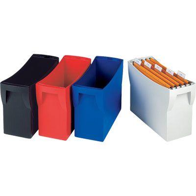 Подвесные папки : Картотека для подвесных файлов 7421001
