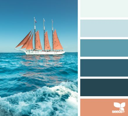 color sail - really like the palette, but would want to deepen the colors.