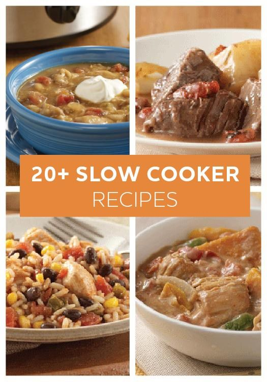 Slow Cooker Meals Are The Very Definition Of Fix It And Forget It Quot