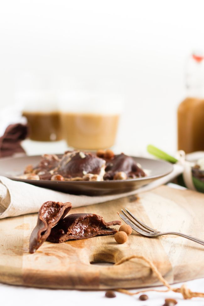 Best 20+ Chocolate Ravioli ideas on Pinterest   Chocolate ...