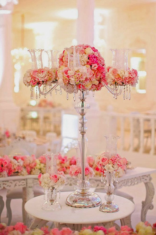 27 Gorgeous Tall Wedding Centerpieces To Impress Your