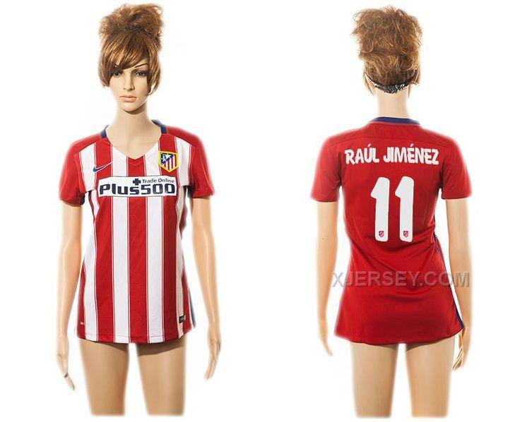 http://www.xjersey.com/201516-atletico-madrid-11-raul-jimenez-home-women-jersey.html Only$35.00 2015-16 ATLETICO MADRID 11 RAUL JIMENEZ HOME WOMEN JERSEY Free Shipping!