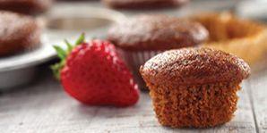 Morning Spice Mini Muffins
