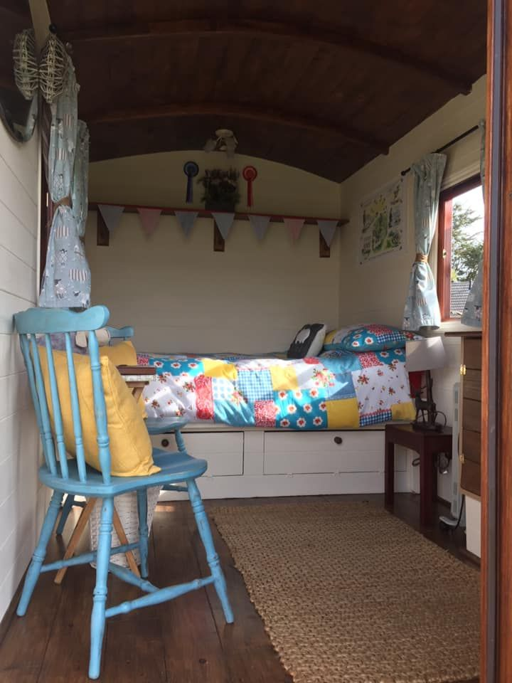 Crossway Country Park Is A Caravan And Camping Site In Landkey Near Barnstaple The Site Has Showers Toilets And