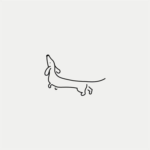 Dachshund Dachshund Tattoo Dog Tattoos Doxie Tattoo