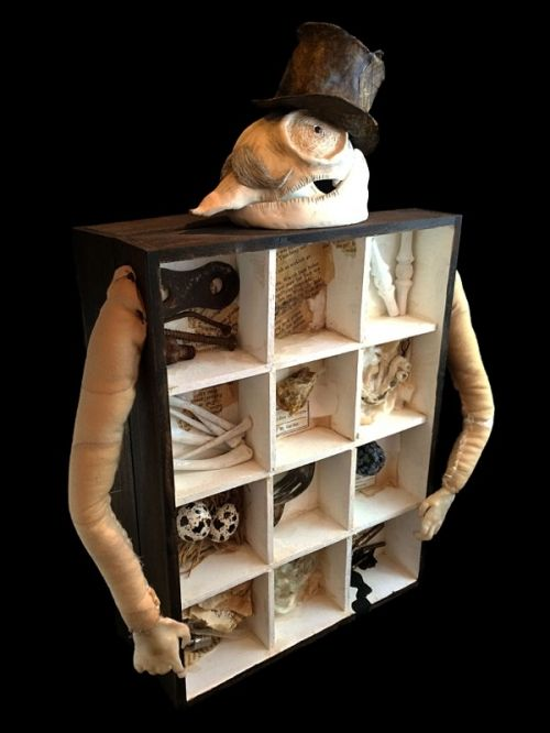 「秘密を守る標本箱」