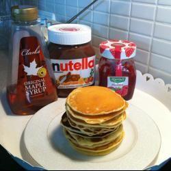 Klasyczne pancakes @ allrecipes.pl
