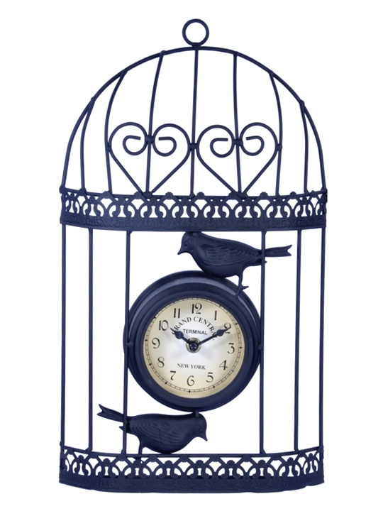 Kuş Kafesi Duvar Saati