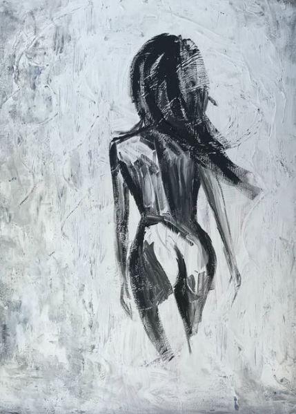 Trendy Body Art Painting Woman Female Shape Ideas Body Art