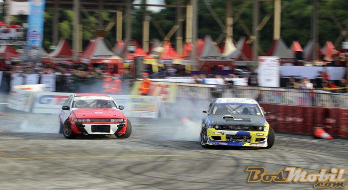 BSI Drift Championship Of Indonesia Seri 1 Akhirnya Dimulai #info #BosMobil
