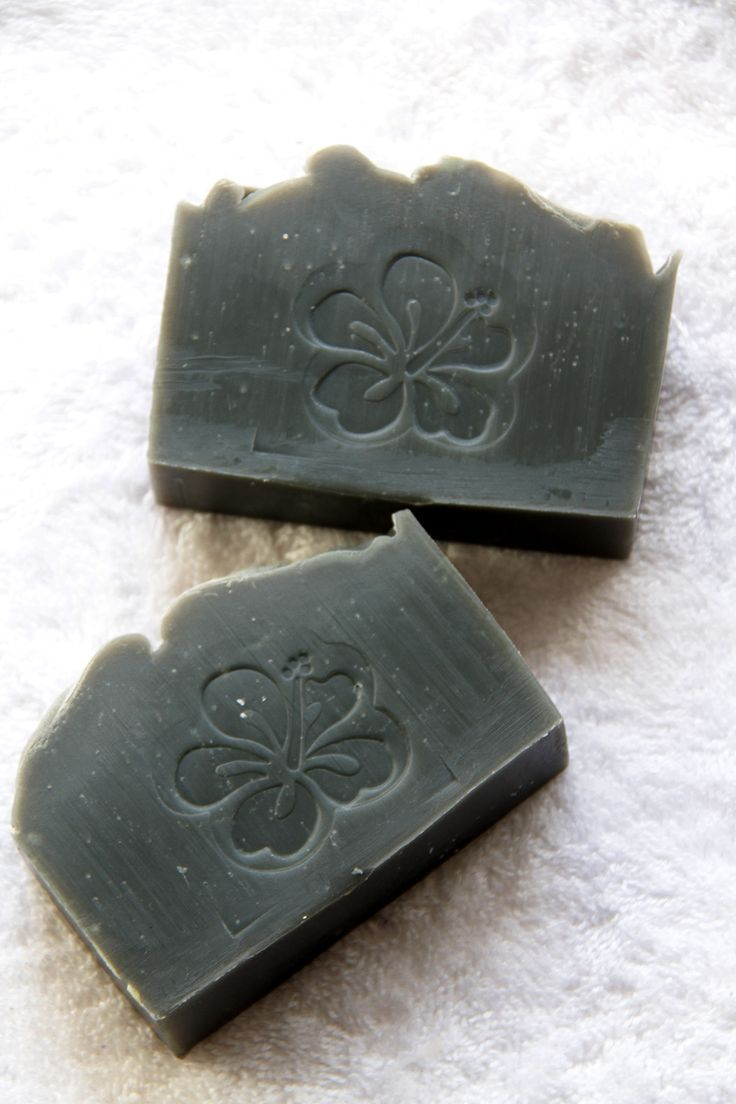 """My soap I made... Charcoal soap """""""
